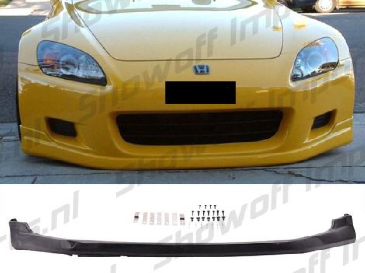 Honda S2000 99-03 R-Style Urethane Front Bumperlip [SIX]