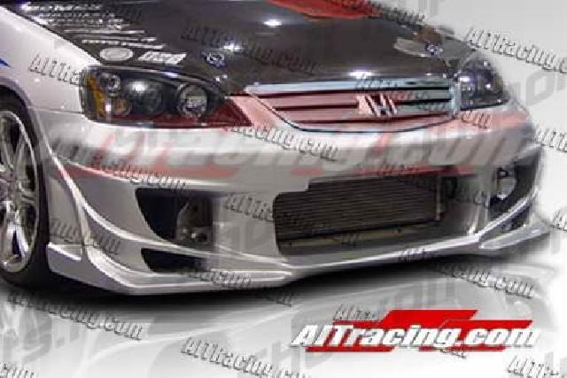 Honda Civic 01-03 Coupe BMX Front Bumper AIT