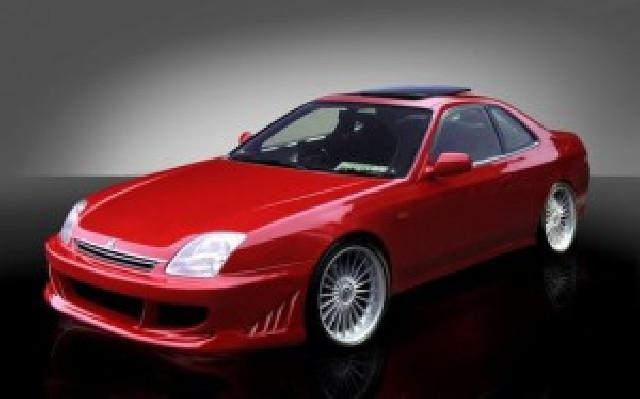 Nipponstyle Frontstoßstange Honda Prelude