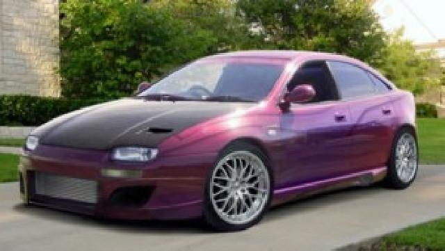 Frontstoßstange Mazda 323 FBA