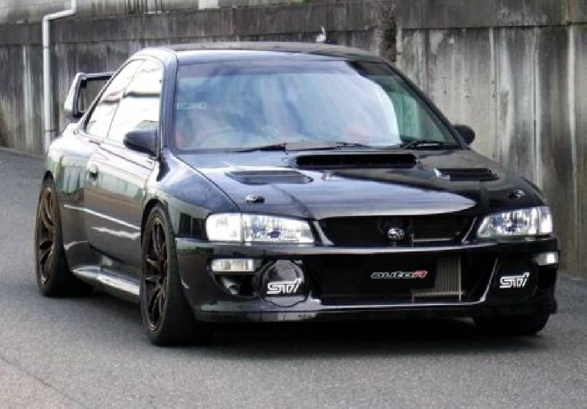 Subaru Impreza 93-00 22B WRC Front Bumper
