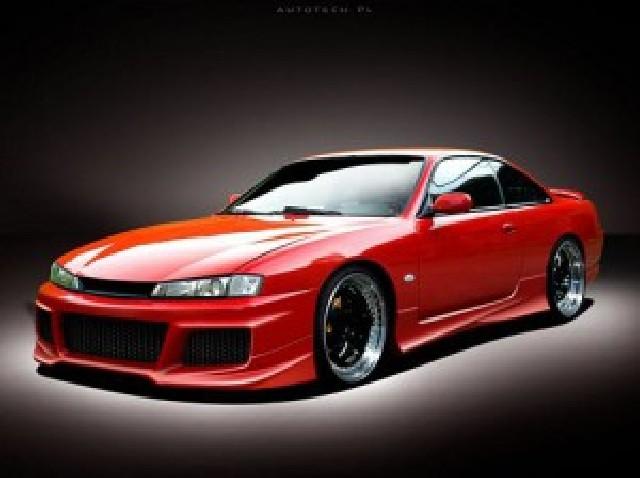 Frontstoßstange Nissan S14 Nipponstyle