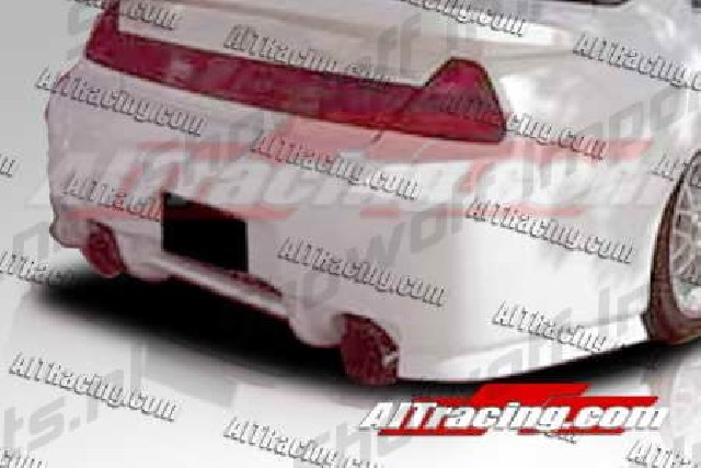 Honda Accord 98-02 Coupe SIN Rear Bumper