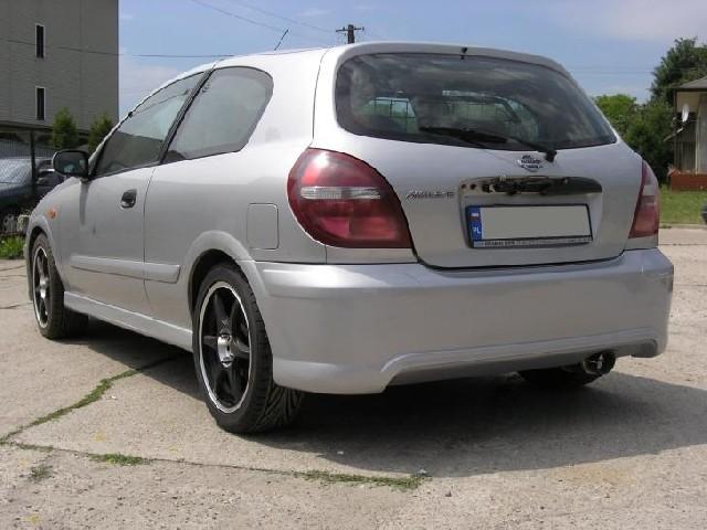 Heckstoßstange Nissan Almera N16