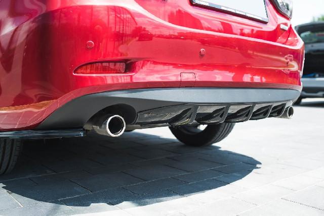 HECKANSATZ Mazda 6 GJ (Mk3) Facelift
