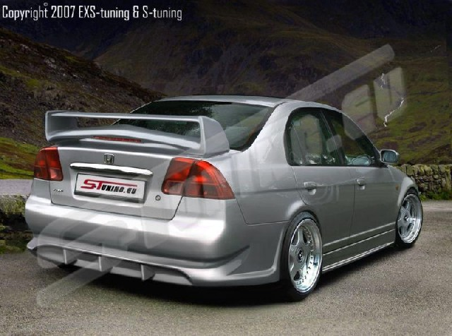 REAR SPOILER HONDA CIVIC Limousine