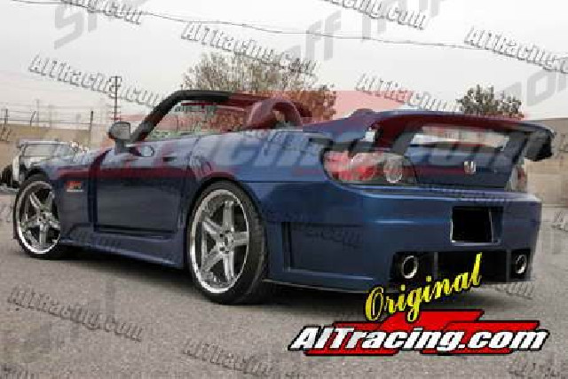 Honda S2000 B-Magic GT3 Rear Wing [AIT]