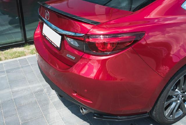 SPOILER CAP Mazda 6 GJ (Mk3) Facelift