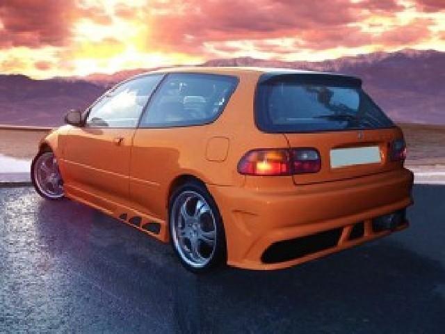 Heckstoßstange Honda Civic 92-95 Hatchback Nipponstyle