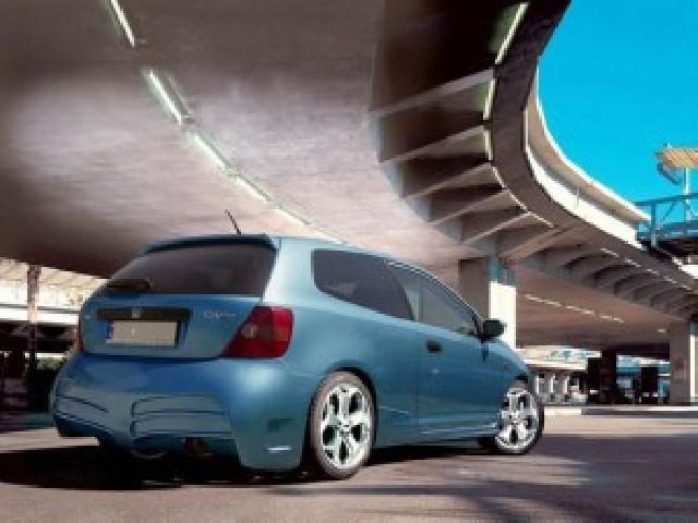 Heckstoßstange Nipponlook Honda Civic 01-06 3dr