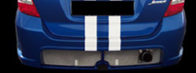 Heckschürze Honda Jazz 02-08