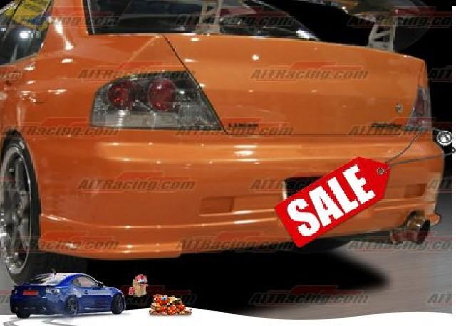 Mitsubishi Lancer EVO VIII CWS Rear Bumper [AIT]