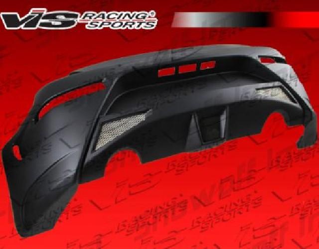 Nissan 350Z 2DR AMS GT Rear Bumper Visracing