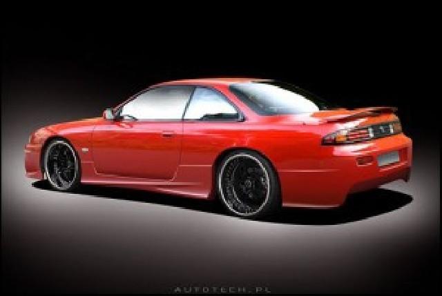 Heckstoßstange Nissan S14 Nipponstyle
