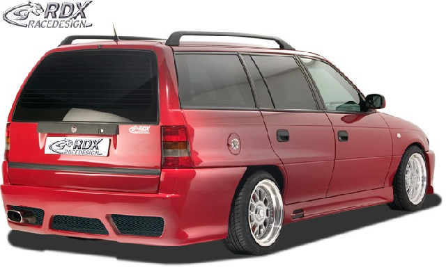 Heckstoßstange Opel Astra F Caravan / Kombi  Heckschürze