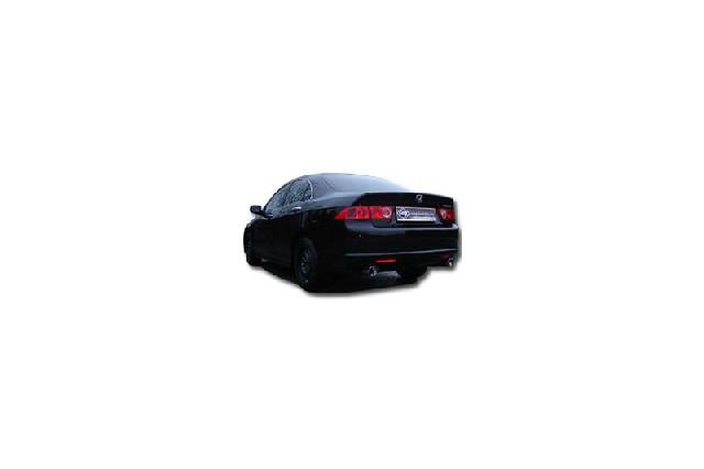 FOX Honda Accord VIII Typ CL7  Endschalldämpfer Ausgang rechts/links - 1x100 Typ 17 rechts/links