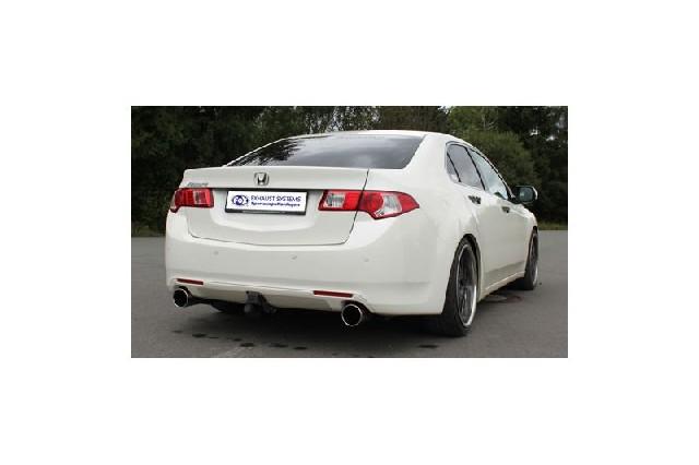 FOX Honda Accord IX Limousine & Tourer  Endschalldämpfer rechts/links - 1x114 Typ 12 rechts/links
