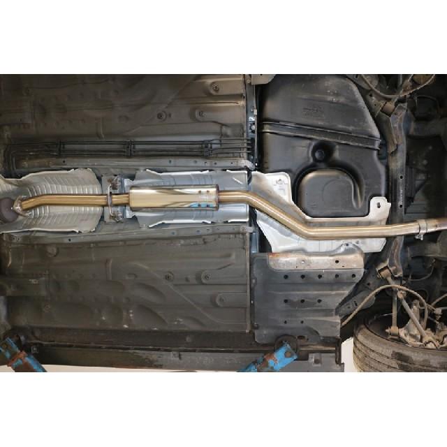 Honda Accord VIII CU2 Limousine & Tourer Vorschalldämpfer