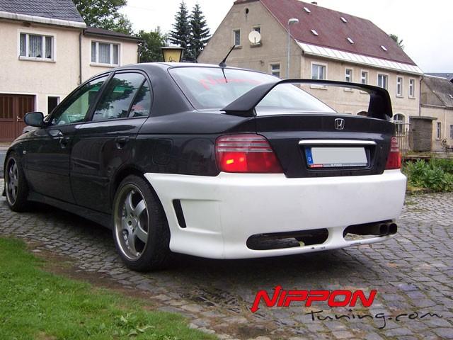 Nipponstyle Heckstosstange Honda Accord 98-02