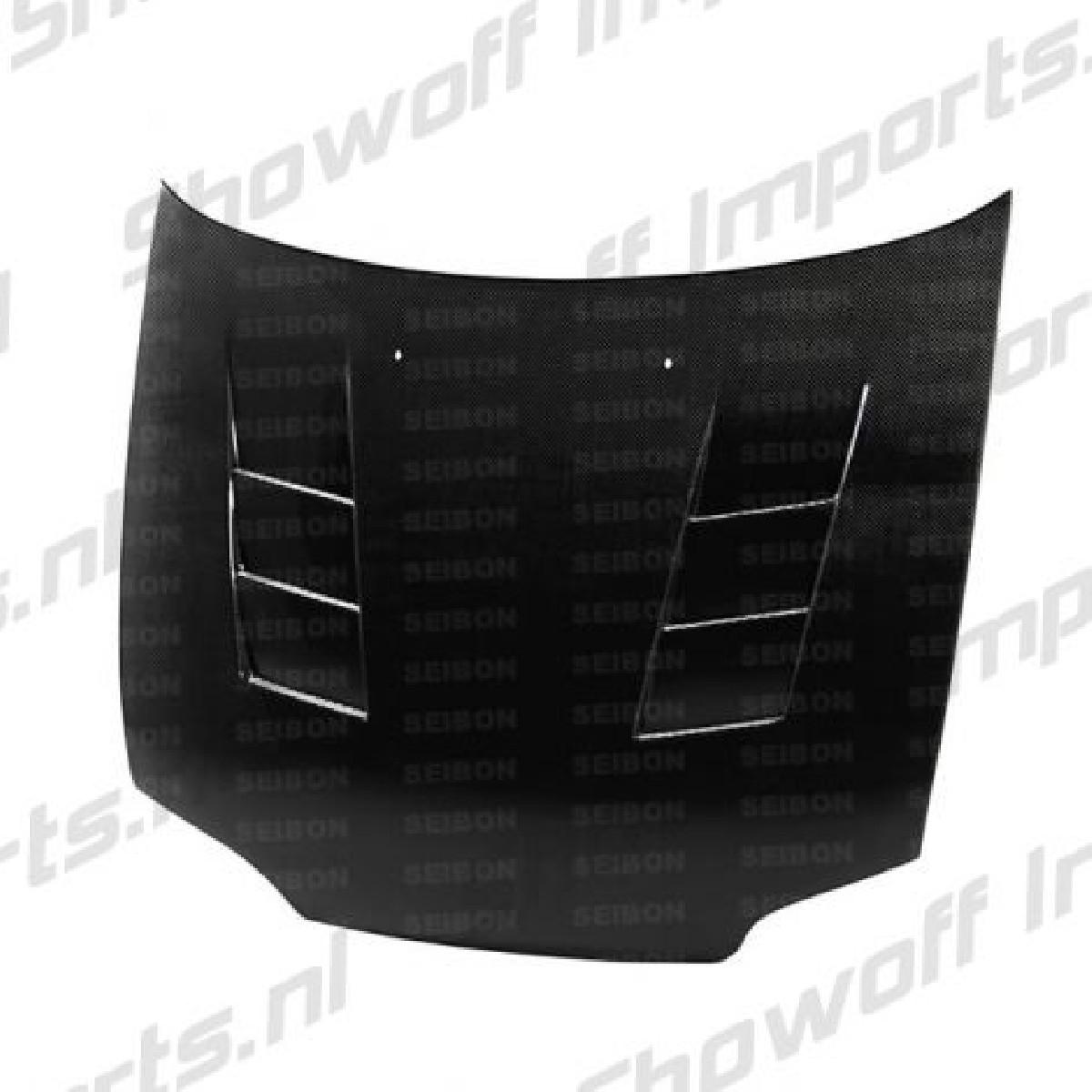 Honda Civic 2/3D 92-95 Seibon TS Carbon Hood