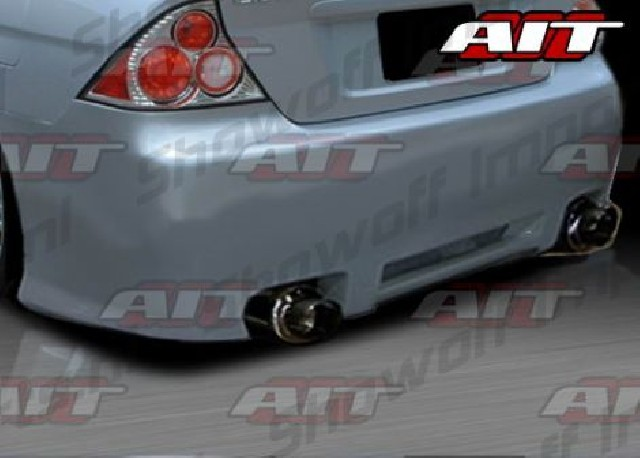 Honda Civic 01-05 2D REV Rear Bumper AIT