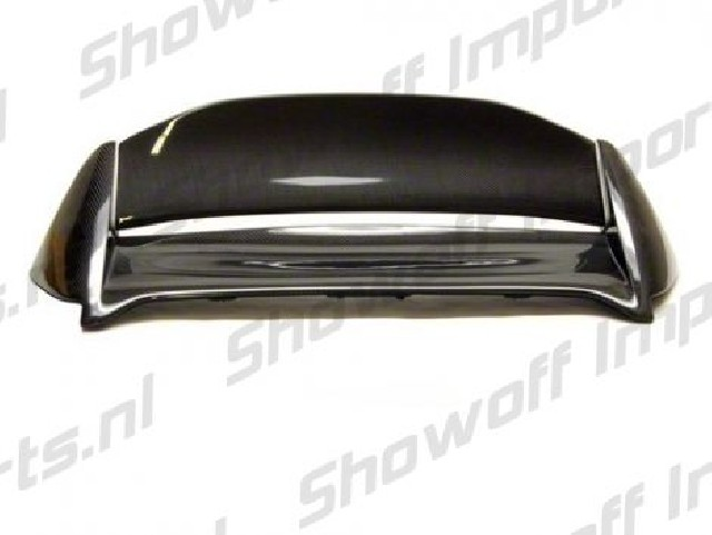 Honda Civic 01+ 3D (EP1/2) Seibon MG Carbon Rear Spoiler