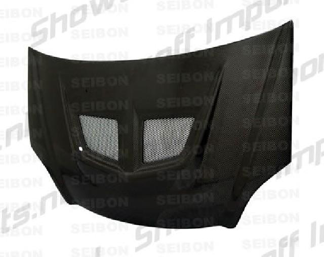 Honda Civic 01+ 3D (+Type R) Seibon EVO Carbon Hood