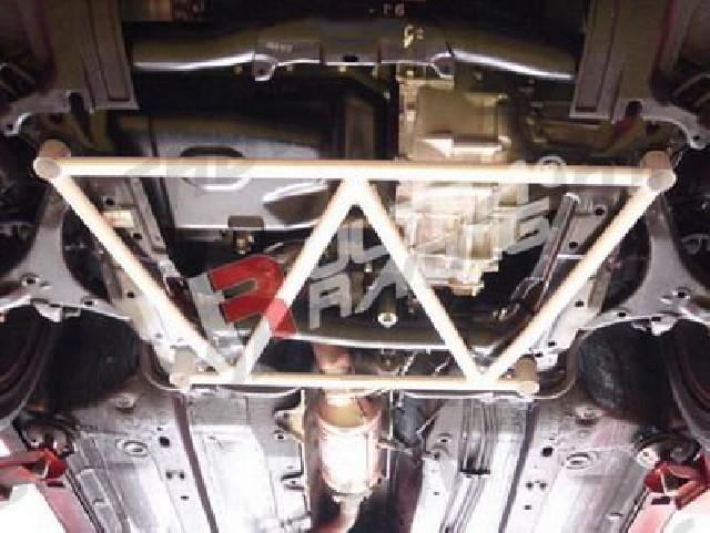 Honda Civic 01-05 2/3D (+Type-R) Ultra-R 4-Point Front Brace