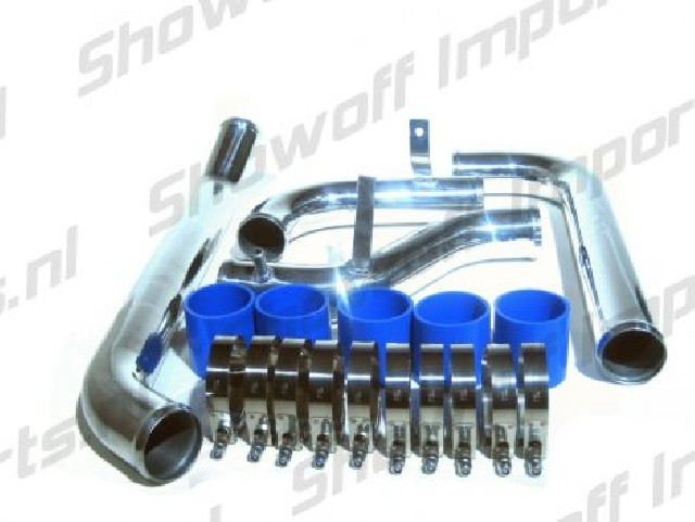 Honda Civic 88-00 / Delsol B16 ALU Intercooler Piping Kit