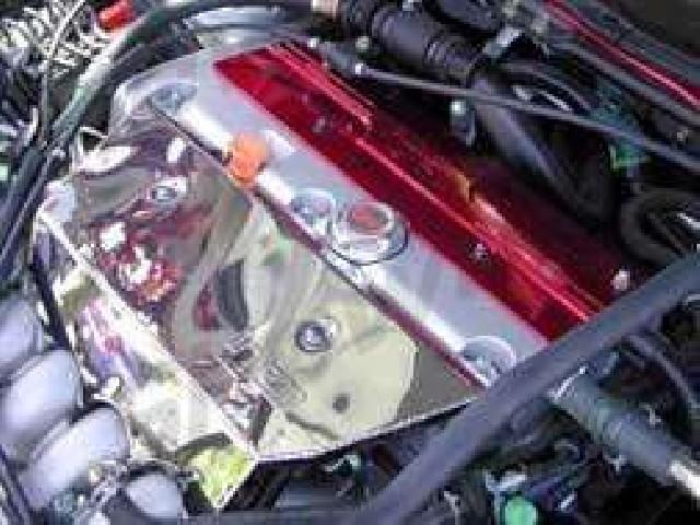 Honda Civic Type R (EP3) 01+ Intake Manifold Cover INJEN