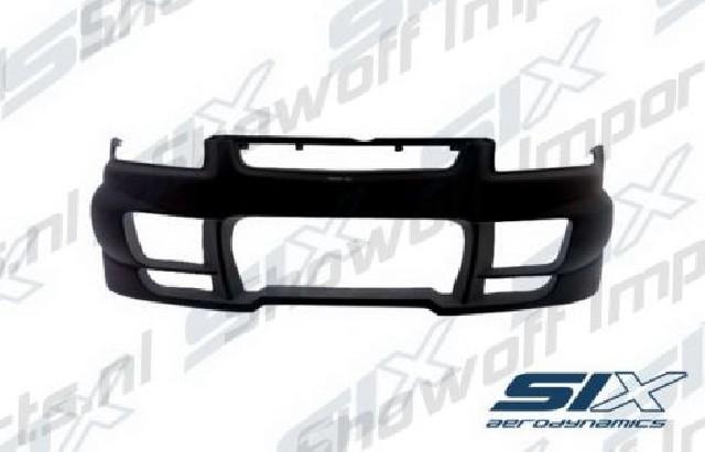 Honda Civic 95-00 MB SIX-Aerodynamics INV Front Bumper