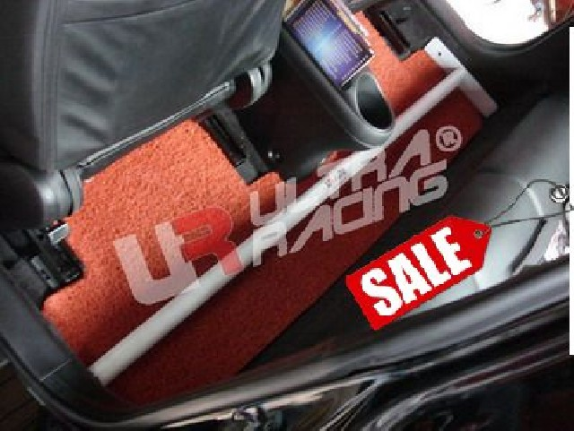 Honda Civic 01-05 2/4D UltraRacing 2-Point Room Bar