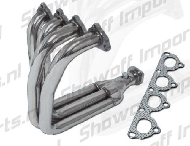 Honda Civic/Sol/Integra B16/B18 4-1 SIX-Performance Header