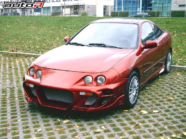 Racing sideskirts Honda Integra
