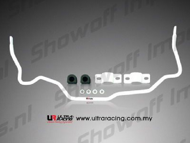 Honda Prelude 92-00 UltraRacing Rear Sway Bar 23mm Solid