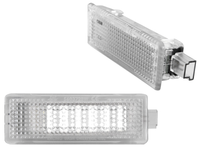 LED Innenraumbeleuchtung BMW, Mini und Range Rover