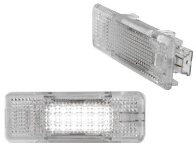 LED Fussraumbeleuchtung BMW E53 / E39