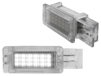 LED Innenraumbeleuchtung MERCEDES BENZ