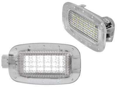 LED Kofferraumbeleuchtung MERCEDES BENZ