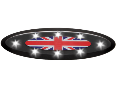 LED Innenraumbeleuchtung MINI R56/Cooper S/JCW black