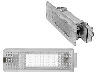 LED Kofferraumbeleuchtung VW / SEAT
