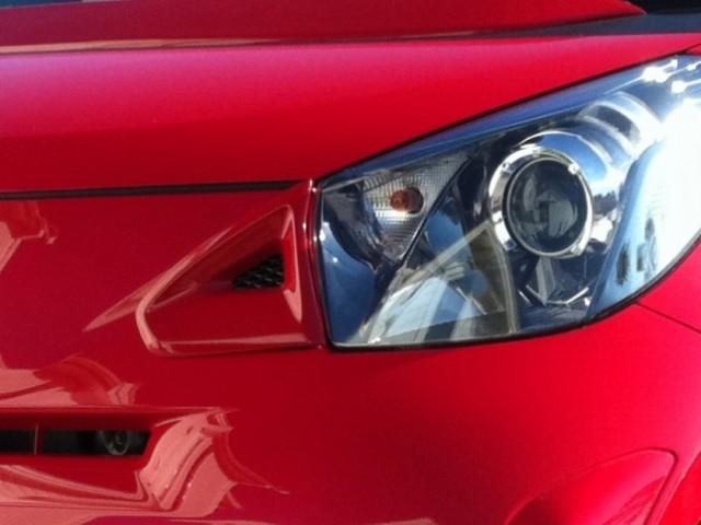 Frontschürzenlufteinlässe Toyota iQ