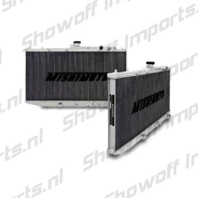 Honda CRX 88-91 D15/D16 Engines Aluminum Radiator Mishimoto
