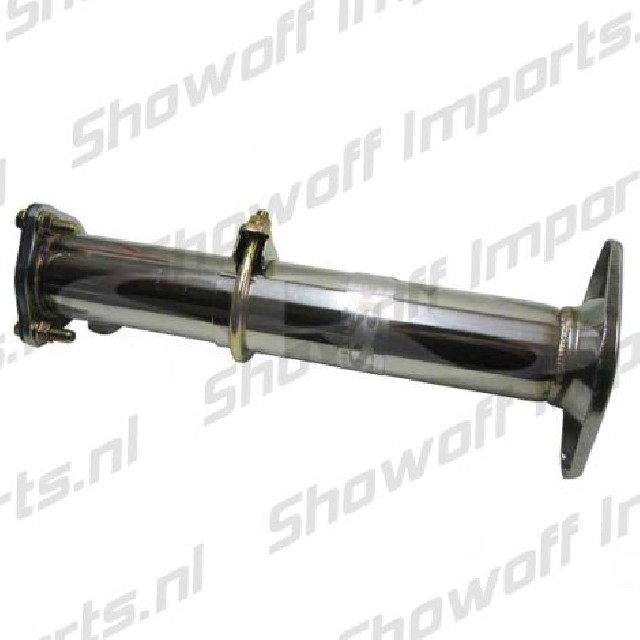 Honda Civic/CRX/Sol 88-00 Adjustable Cat Convertor 2.5 Inch