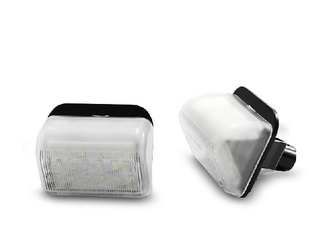 CX-7 06-12 LED Kennzeichenbeleuchtung