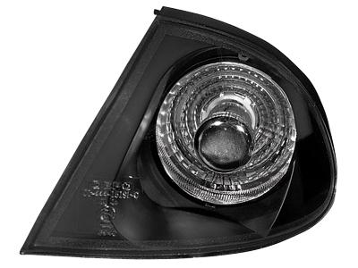Frontblinker BMW 3er E46 4D Lim. + Touring 99-02 black