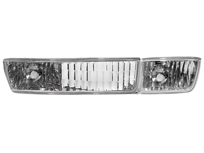 Frontblinker VW Golf III/Vento Nebelscheinwerfer chrome