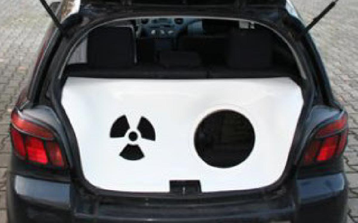 Toyota Yaris 98-06 Kofferraumausbau