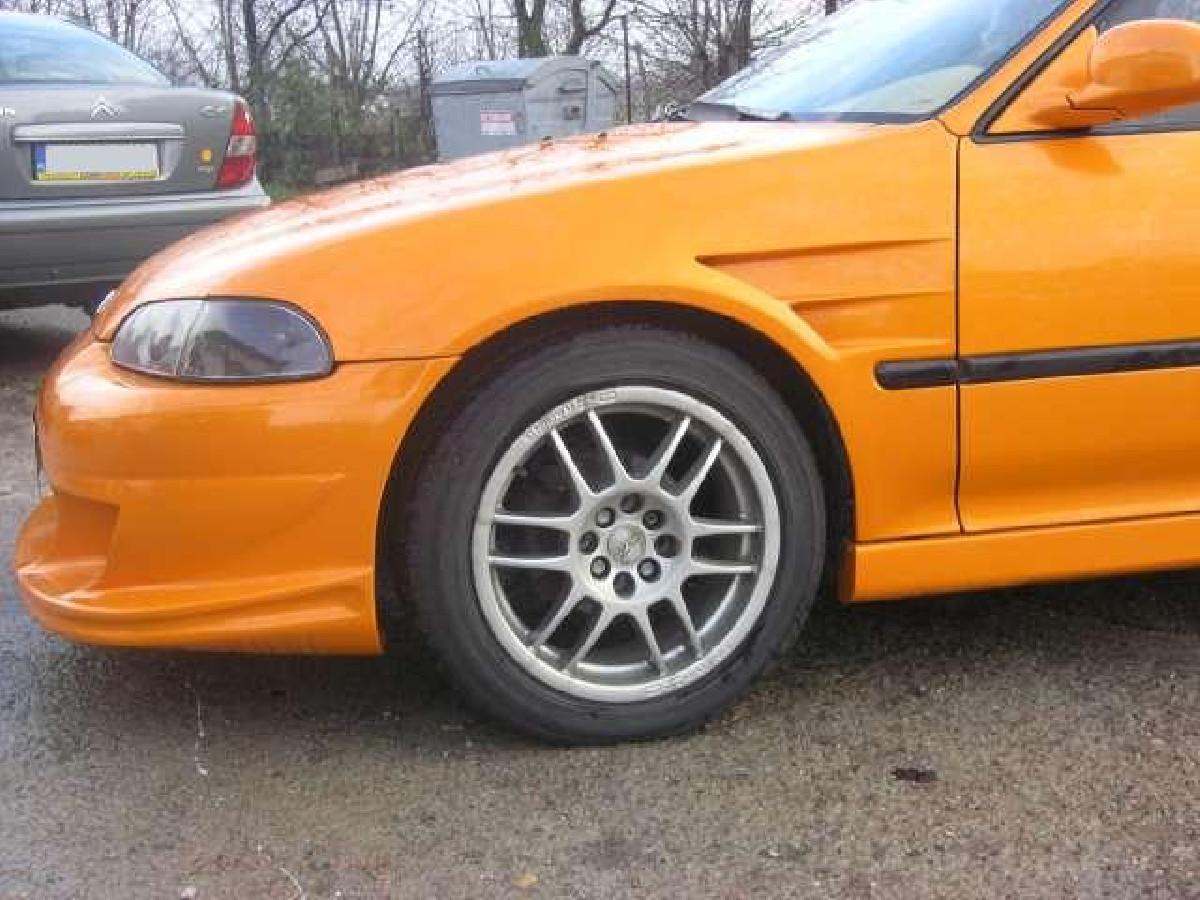 Kotflügel Set vorn Honda Civic 92-95 Limo 4 Türer
