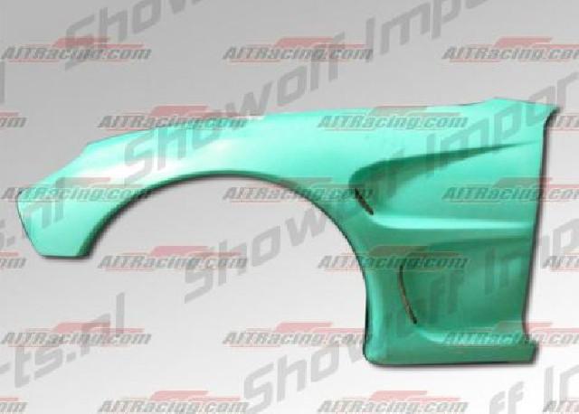 Mazda RX7 FD 92-97 D1 Front Fenders